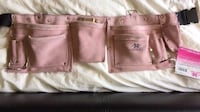 Brand new with tags pink toolbelt Hamilton, N1R