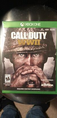 XBox One Call of Duty WW2 - Brand New never opened Rumson, 07760