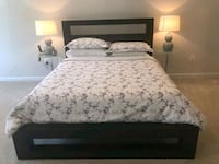 Zgallerie queen bed