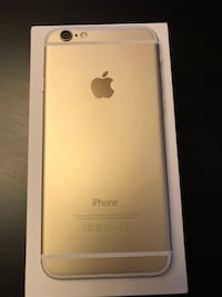 Unlocked iPhone 6 Gold Mississauga, L5T 3A7