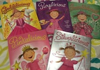 LOT Pinkalicious Set Series Girls Kids Hard Cover Book LIKE NEW New York, 11215