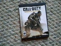 Call of Duty Advanced Warfare PS3 game case Arlington, 22205