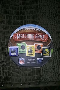 NFL Matching Game (complete) (PPU)