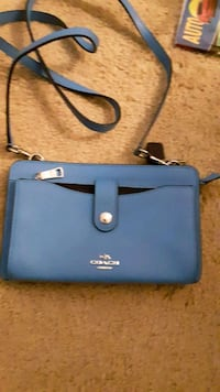 Never used coach purse Omaha, 68134