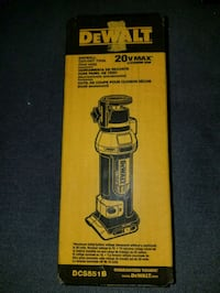 New dewalt drywall cut out tool 20v Woodbridge, 22193
