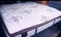 Luxury King Mattress by Stearns and Foster Thomasville, 27360