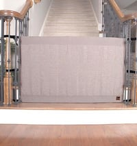 """The Stair Barrier Banister to Banister Gate Size: 32"""" H x 52"""" W Las Vegas, 89128"""
