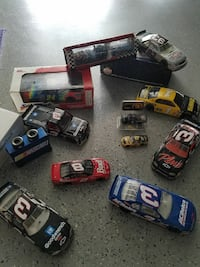 Nascar collection diecast cars & trucks Felton, 19943
