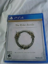 The Elder Scrolls PS4 game  Hamilton, L8M 2J6