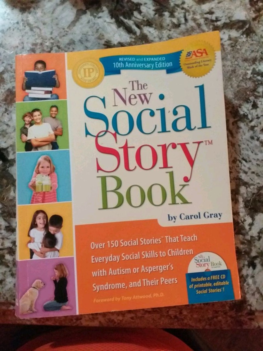 graphic regarding Printable Social Story named The Clean Social Tale E-book by way of Carol Grey
