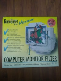"GlareGuard 14""-15"" Computer Monitor Filter"