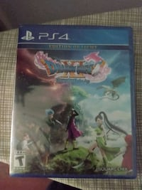 Dragon Quest XI PS4 (Unopened) Fairfax Station, 22039