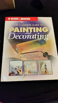 the complete guide to Painting and decorating book Woodstock, N4S 8K7