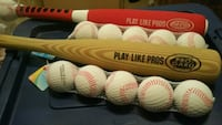 Play like a pro bat and balls 1185 mi