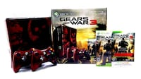 Xbox 360 gears of war Limited Edition  Roma, 00168
