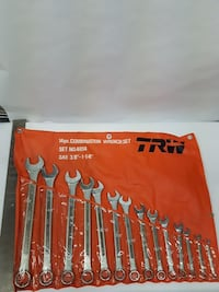 14 Piece Combination Wrench set  St. Catharines, L2S 4C4