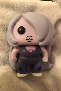 Amethyst Steven universe funko pop (glow in the dark) (out of box)