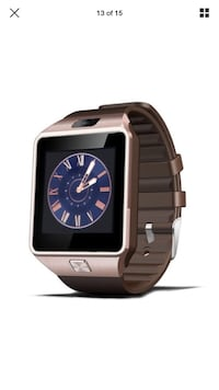 Android / IPhone Smart Watch (Gold Tone) McMinnville, 97128