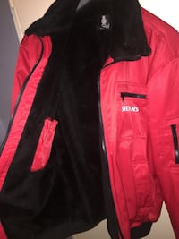 Siemens Winter Jacke
