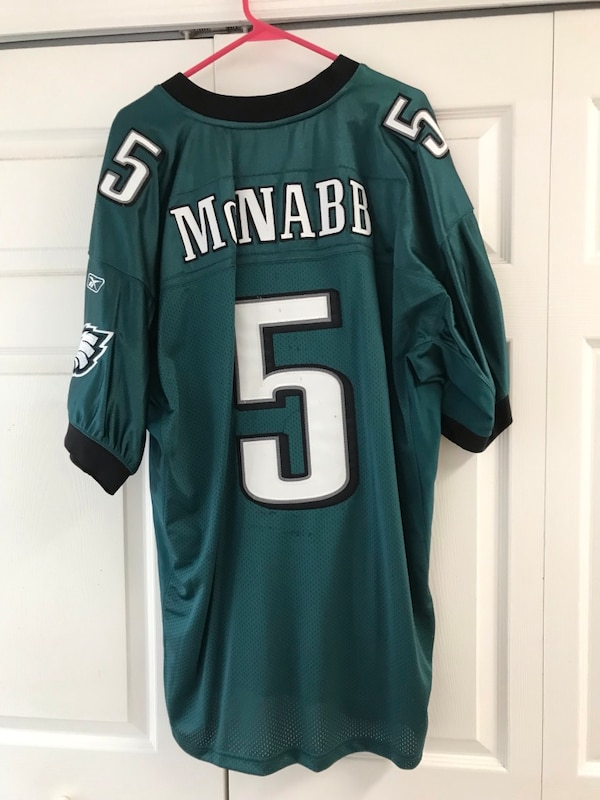 premium selection 38558 81be9 Authentic Donovan McNabb 2XL Jersey