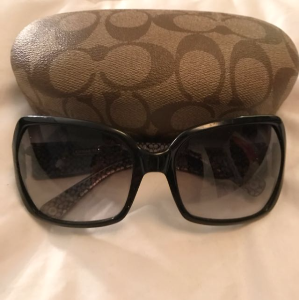 70360238925 Used Coach Sunglasses (Authentic) for sale in Toronto - letgo