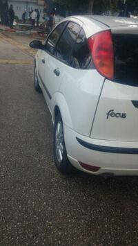 2005 Ford Focus 1.6 GOLD COLLECTION
