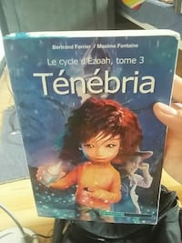 Tenebria movie case