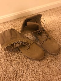 McRae Combat Boots ripple sole 11.5W Fort Belvoir, 22060