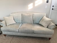 Ethan Allen couch and love seat Las Vegas, 89178