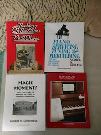 four learning music books