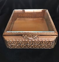 Vintage jewelry box Henderson, 89012