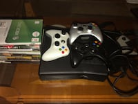 xbox 360 250GB with 3 Controllers and 10 games. Phoenix, 85008