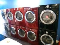 FRONT LOAD WASHER AND DRYER SET WORKING PERFECTLY WITH 4 MONTHS WARRAN Baltimore, 21223