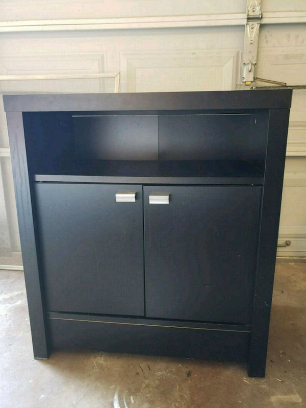 Small Black Tv Stand