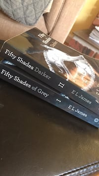 fifty shades dark  I and II Essex Junction, 05452