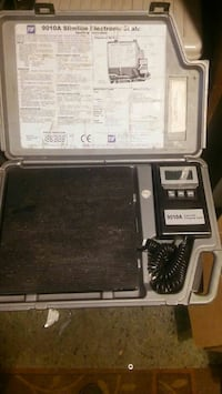 HVAC charging scale Springfield, 31329