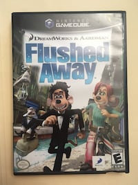 Flushed Away Nintendo Gamecube game case Halifax, B4E 3L3