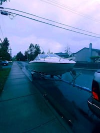17 ft Reinell with 150hp $2,200 obo