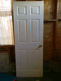 Free door - (the handle will need to be replaced)  Barrie, L4N 8X7