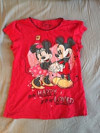 Various T-shirts and blouses sizes S or M