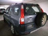 2005 Honda CR-V SE 4WD 5AT Toronto