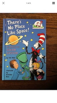 Dr. Seuss There's No Place Like Space - Brand new Cresskill, 07626