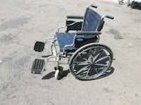 black and gray wheelchair 2275 mi