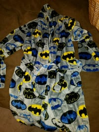 Kids Batman Robe Size 8 Gainesville