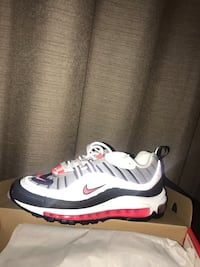 Brand New Air Max 98 - Solar Red - W size 8.5 31 km