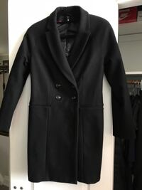 H&M double breasted women's coat.New. Toronto, M9P 3B5
