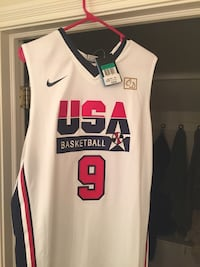 New USA Basketball Jordan Jersey