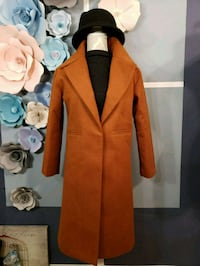 Brand new Japanese wool coat Coquitlam, V3E 3G8