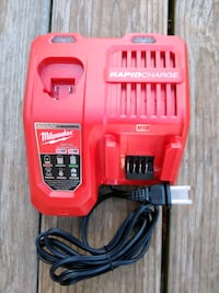 *Brandnew* Milwaukee M18™ & M12™ **Rapid** Charger Norman