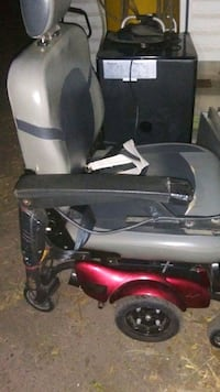black and red electric wheelchair Corpus Christi, 78408
